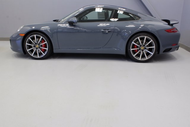New 2018 Porsche 911 Carrera S