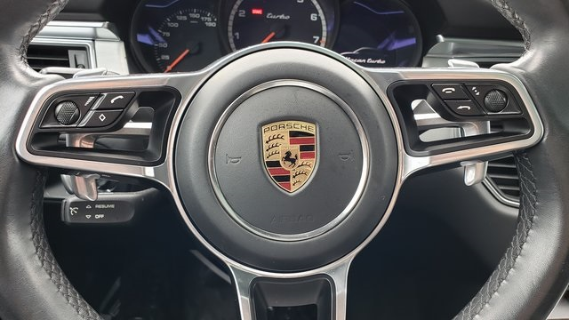 Certified Pre-Owned 2016 Porsche Macan Turbo