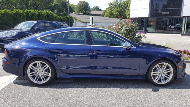 Pre-Owned 2014 Audi RS 7 4.0T Prestige